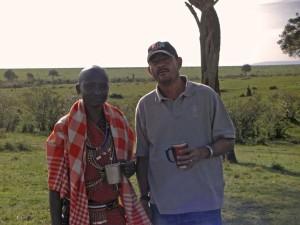 safari-Profi Jeremy Janicke